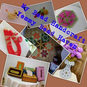 Some of my bead work