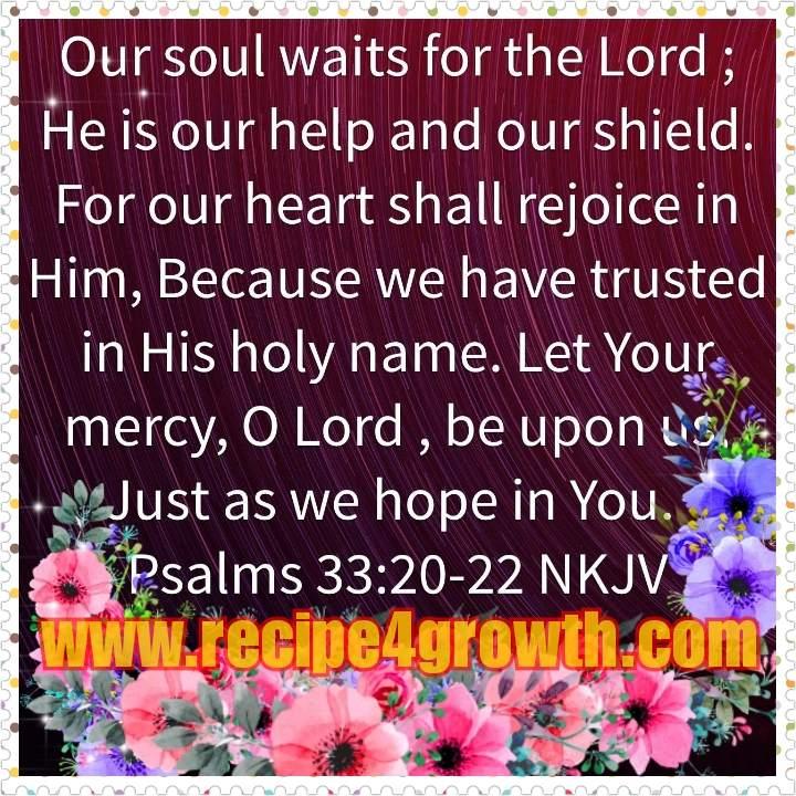 LORD THY WORD ABIDETH