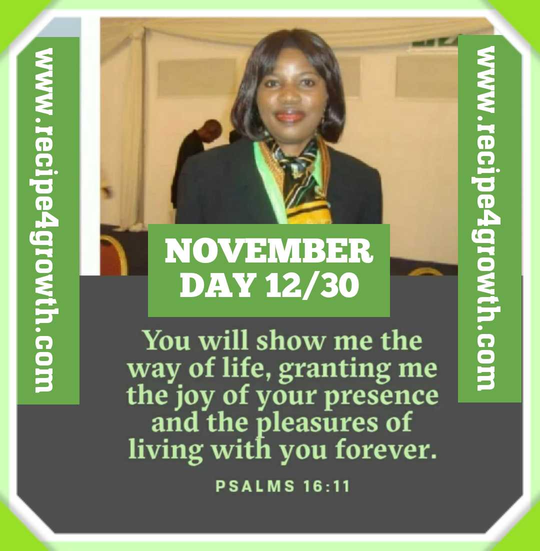 ARE YOU IN THE PRESENCE OF GOD? PSALMS 16:11
