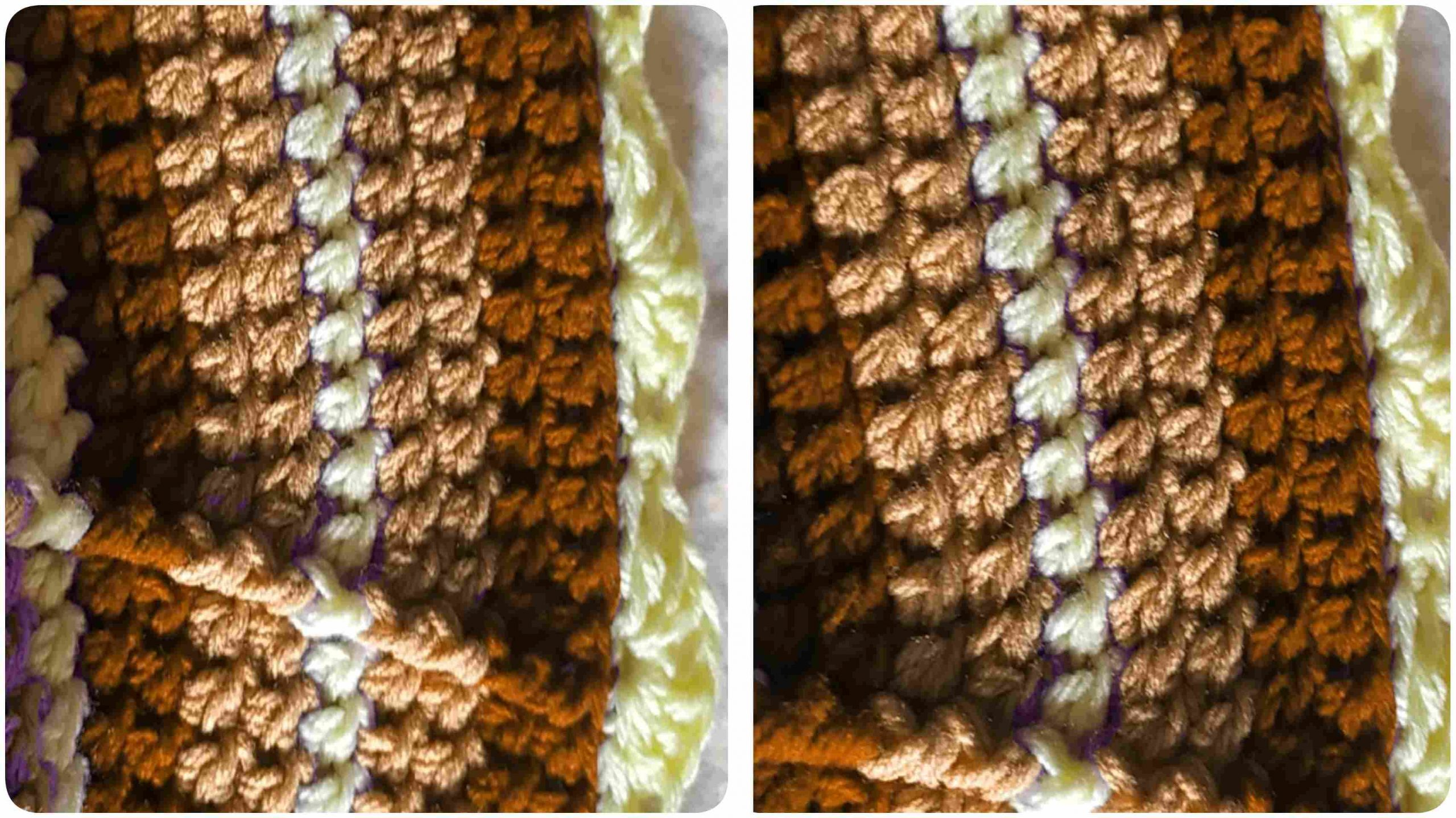 how to crochet stylish rug